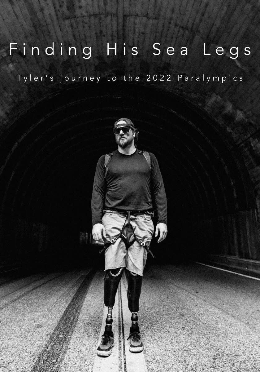 Finding His Sea Legs Tyler's journey to the 2022 Paralympics