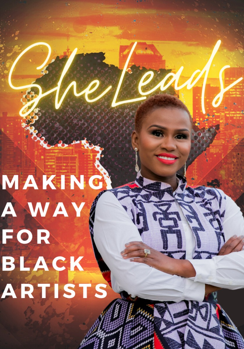 She Leads: Making a Way for Black Artists