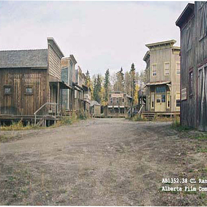 Our #1 location is the CL Western Backlot located just west of Calgary city limits. Rather than be restricted by the specifics of making 16th century France, in a western townsite in Alberta, we are going with a 1800s design in both costume and location.