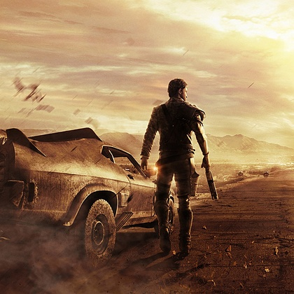 Our Music Video takes some inspiration from the new upcoming Mad Max movie