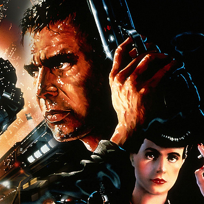 Our Music Video takes some inspiration from one of my favourite films! Blade Runner