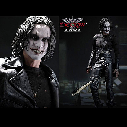 """Our music video will also have a similar dark Rock & Roll from the cult classic film """"The Crow"""""""