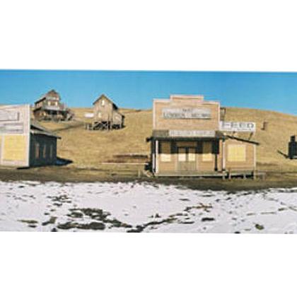 John Scot Western Town