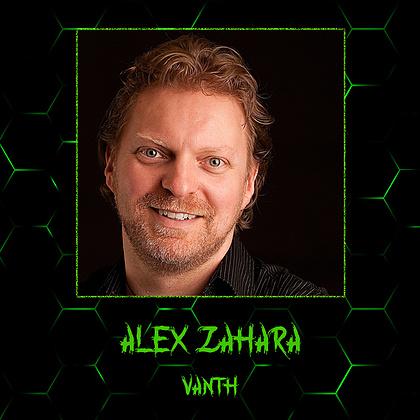 Alex Zahara - Actor