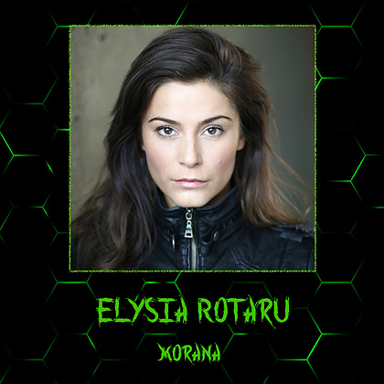 Elysia Rotaru - Actress