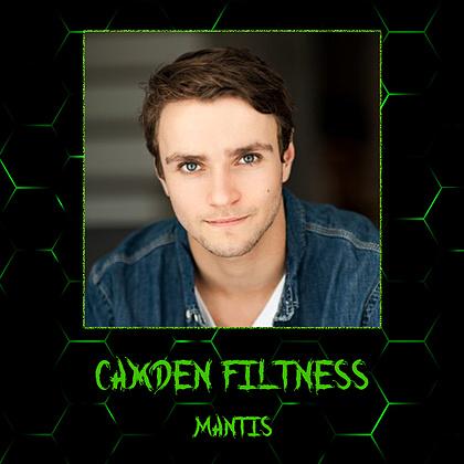 Camden Filtness - Actor