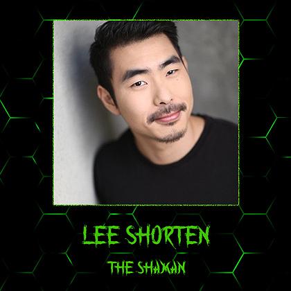 Lee Shorten - Actor