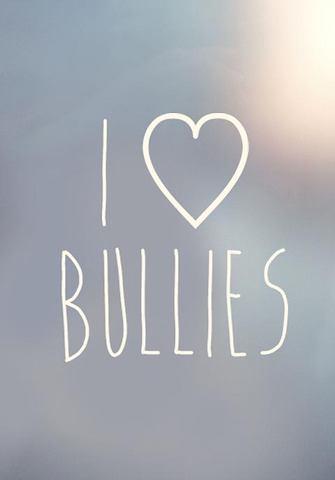 I [heart] Bullies