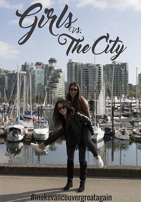 Girls vs. The City