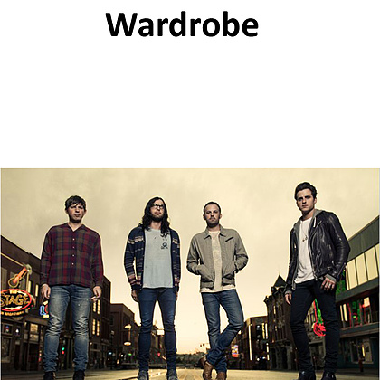Casual laid back clothing similar to Kings of Leon