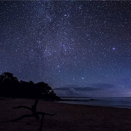 WIth the low ambient light on the island, Galiano offers unparalleled stargazing. A component of our project is animating the chorus lyrics into the surrounding spaces. For the stars we'd do time lapse video to capture the movement of the earth.