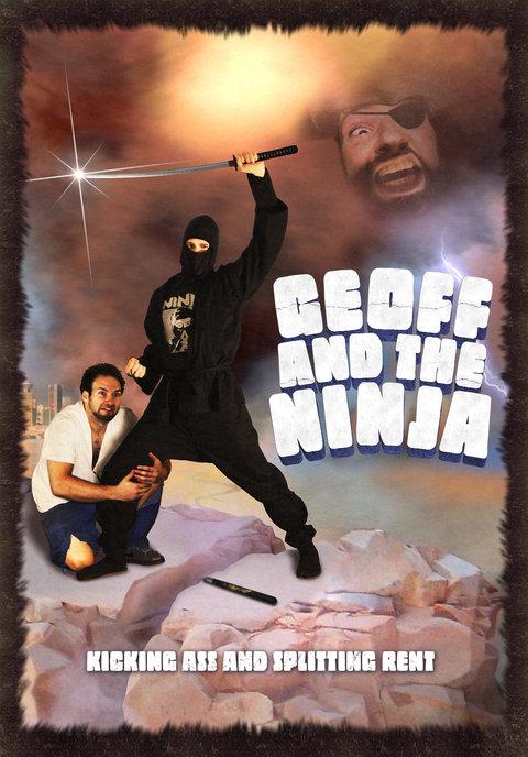 Geoff and The Ninja - Series
