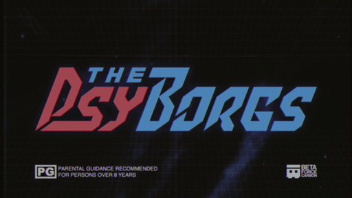 The PsyBorgs