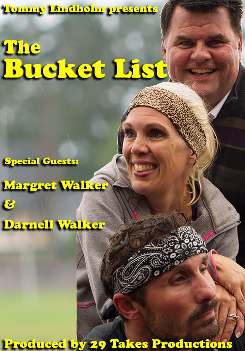 Tommy Lindholm presents The Bucket List