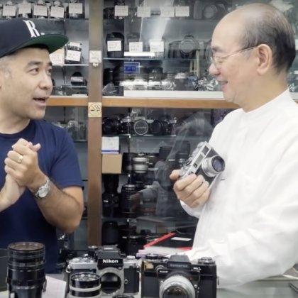 Visit Film Camera Shops