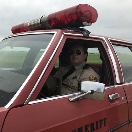 We are excited to build this 80's police vehicle for the Web-Series that resembles what a small town sheriff would drive.
