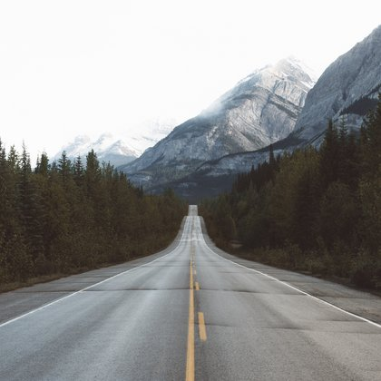 Our story takes place on the road. We will be showcasing many Alberta landmarks, as well as some iconic British Columbia landmarks as well.
