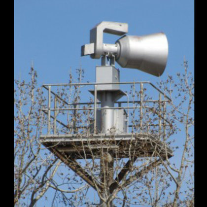 Once the previously mentioned antennas detected a threat, a series of sirens across the country were activated by the military on the orders of the Prime Minister. The sirens were connected by telephone line. Canada had programs in place where communities across the country had organizations that trained and knew what to do in event of a disaster. The sirens wailed that dreaded, eerie sound that many considered inevitable as they waited to spring into action.