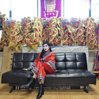 Cantonese Rebel Girl/Kimberley Wong