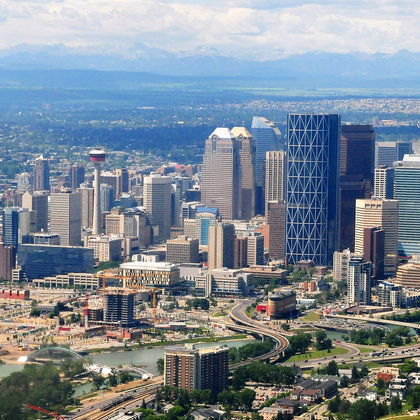 This documentary will take place mostly in the city of Calgary.