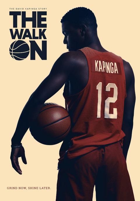 The Walk On - The David Kapinga Story