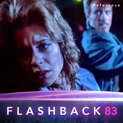 """We will use the 1984 classic """"The Terminator"""" as a reference for our flashback scenes that will be used to tell the story of our characters.   Photo credit: The Terminator  Note: this is a reference image only."""