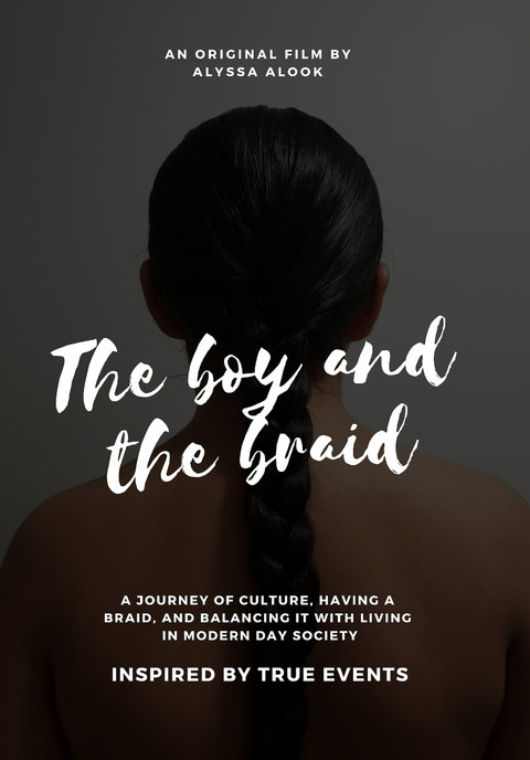 The Boy And The Braid