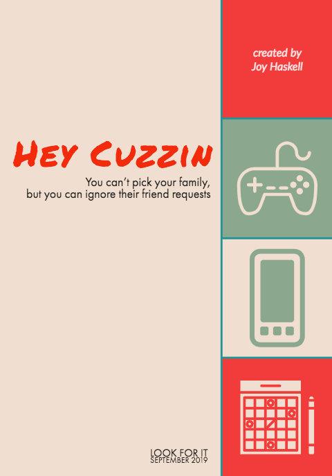 Hey Cuzzin