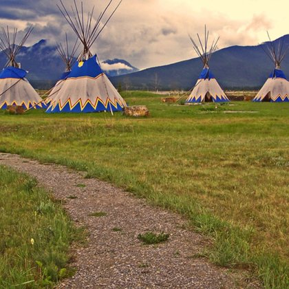 Most of our filming will be taken place on Morley with help of some Stoney Nakoda youth.