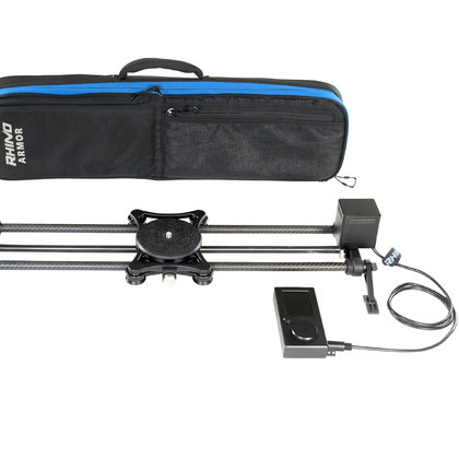 This amazing slider will give cinematic shots for the interviews and beautiful time lapse b-roll.