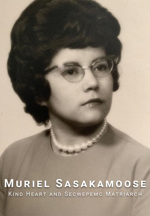 Muriel Sasakamoose: Kind Heart and Secwepemc Matriarch