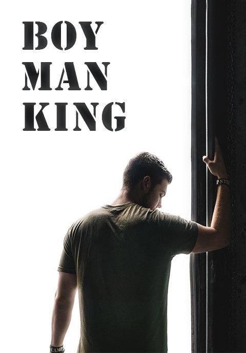 Boy Man King