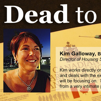 Kim Galloway, Dir Housing Supports, ASK