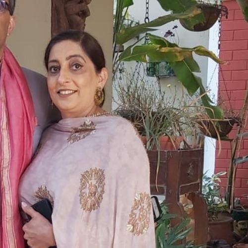 Parminder Bhatti