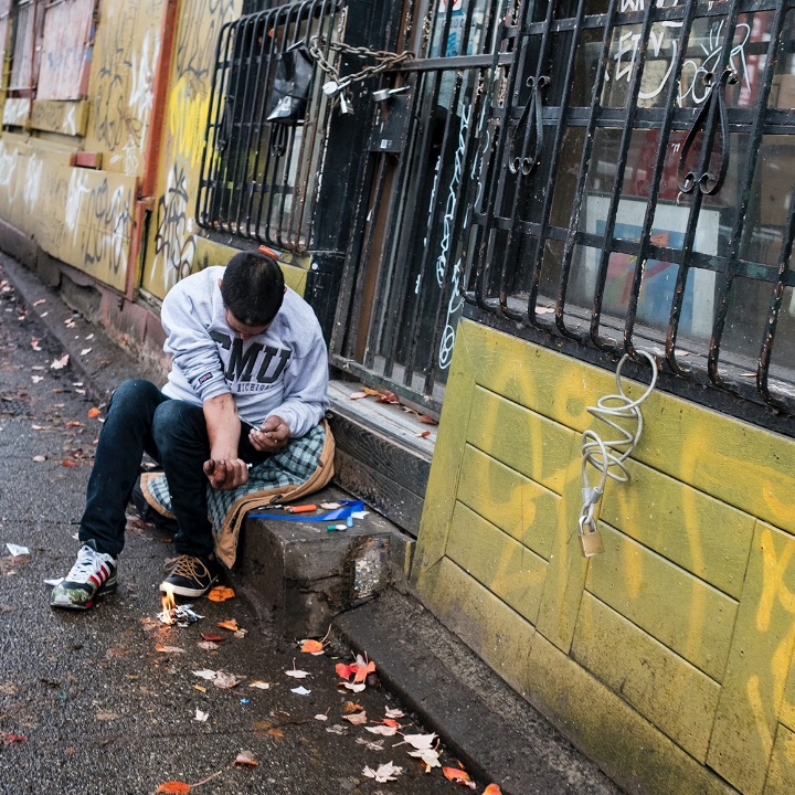 Covid-19 has exacerbated the overdose crisis in the Downtown Eastside and throughout British Columbia, with overdose deaths soaring to nearly 1,000 by fall. Heroin and cocaine drug supplies, already laced with deadly fentanyl and carfentanyl before the pandemic struck, have become increasingly contaminated. The necessity of social isolation during Covid has been another key factor in the high OD rate. For nurses Evanna Brennan and Susan Giles, the death toll is emotionally and spiritually crushing.